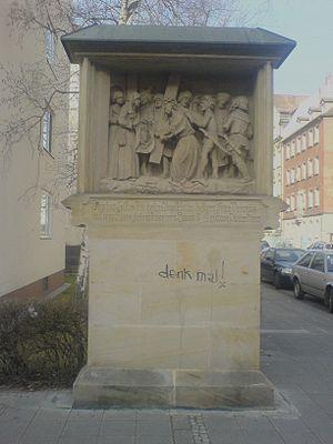 Adam-Kraft-Kreuzweg, Nuremberg, Germany