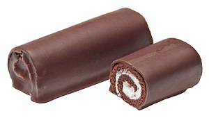 English: Little Debbie Swiss Cake Rolls, made ...
