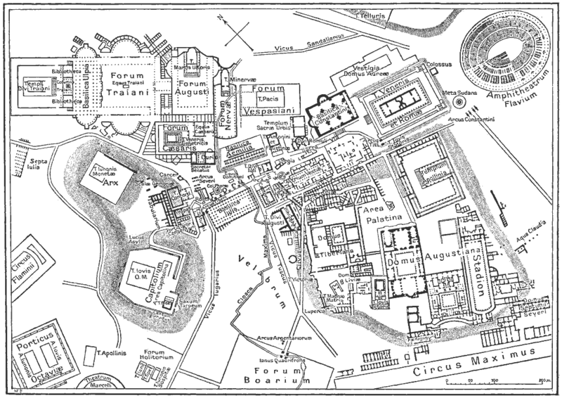 File:Map of downtown Rome during the Roman Empire large.png