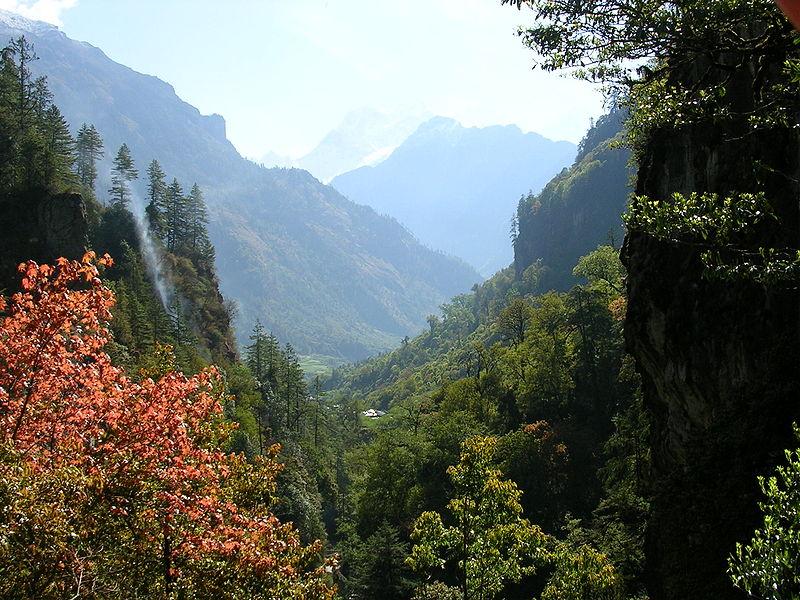File:Marsyangdi valley landscape.jpg