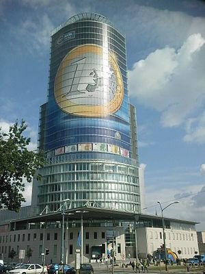 English: National bank of Slovakia expect euro...