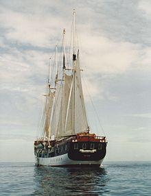 Fantome Schooner Wikipedia