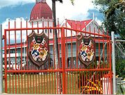 Royal palace of Tonga
