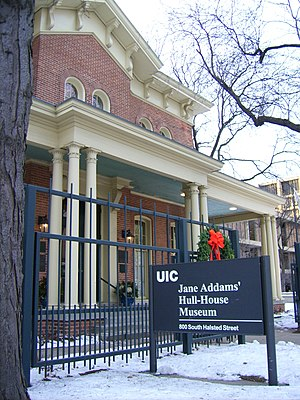 The University of Illinois at Chicago Jane Add...