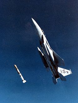 250px ASAT missile launch Jenis Jenis Peluru Kendali / Missile