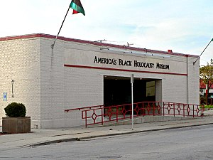 English: America's Black Holocaust Museum in M...