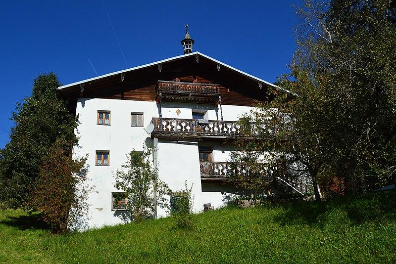Farmhouse And Land