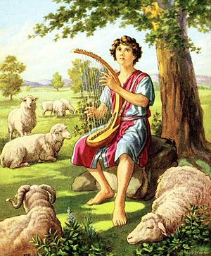 David the Shepherd Boy
