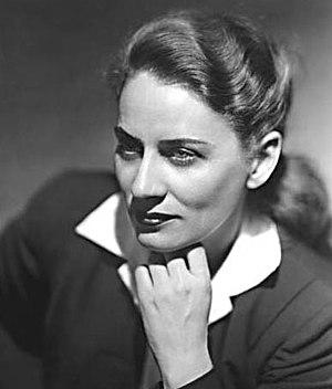 Gabrielle Roy, 1945.