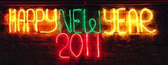 Happy New Year 2011 banner 1