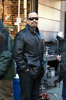 Ice T SVU March 2011.jpg