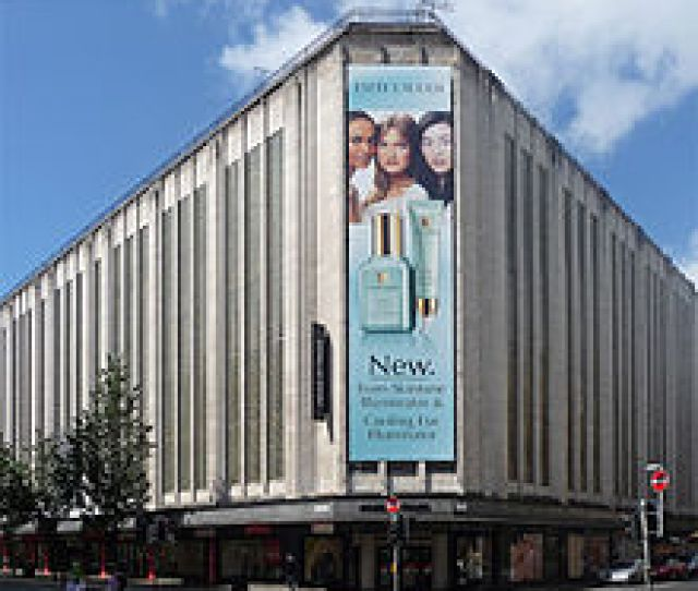 The Art Deco Kendals Building On Deansgate Manchester A House Of Fraser Store Since