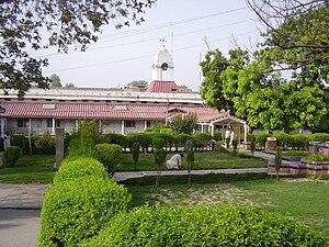 English: Lady Reading Hospital Peshawar Pakistan