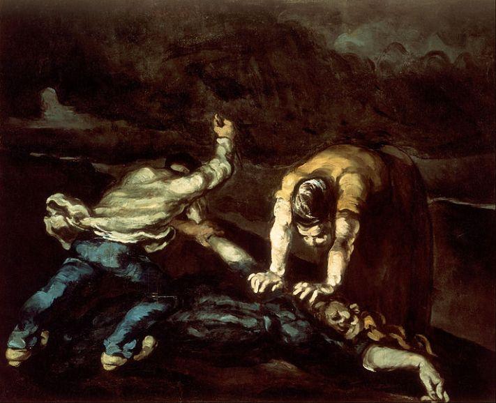 File:Paul Cézanne - The Murder - Google Art Project.jpg