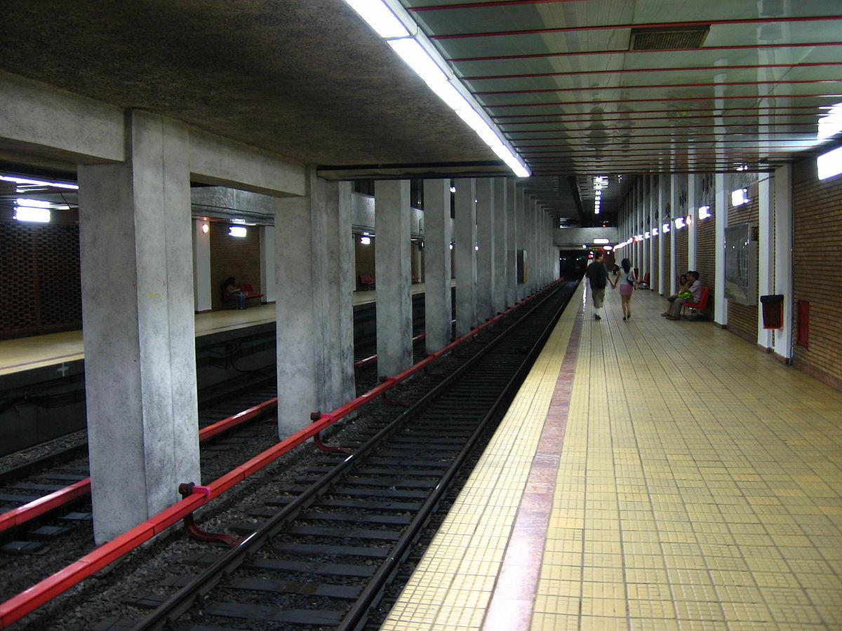 Petrache Poenaru Metro Station Wikipedia