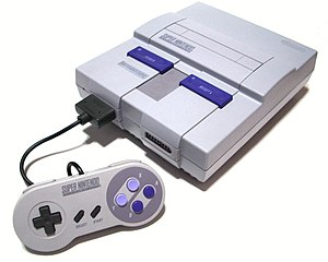 Super Nintendo Entertainment System, North Ame...