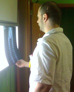Tecnico di radiologia