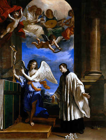 The Vocation of Saint Aloysius