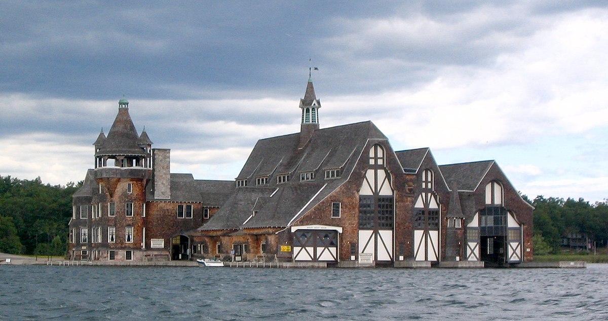 George C Boldt Yacht House Wikipedia