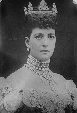 Dowager Queen Alexandra
