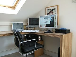 Home Office Setup. Image Credit: Commons.wikimedia.org