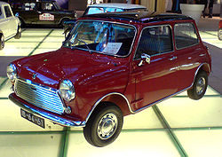 1969 Morris Mini Cooper Mk. II