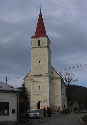 Pernek, Holy Spirit church (1672)