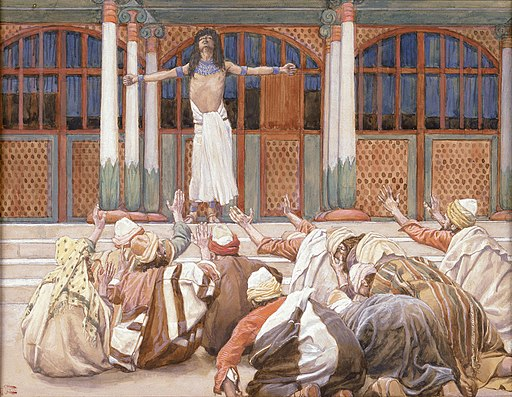 Tissot Joseph Makes Himself Known to His Brethren