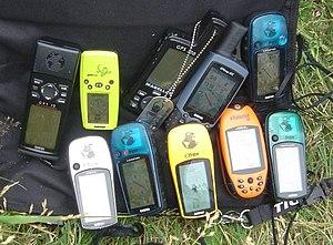 GPS-uthyrning