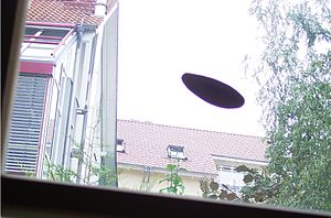 UFO-Pappe