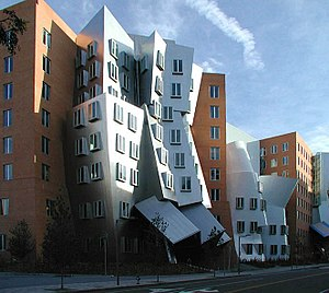 CSAIL buildings at MIT