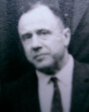 English: John Archibald Wheeler, 1963 at Copen...