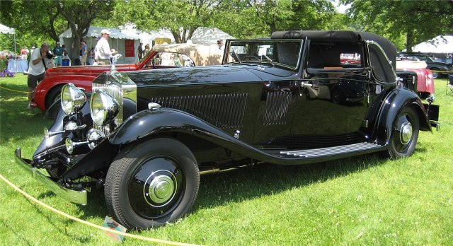 Image result for 1933 Rolls Royce india