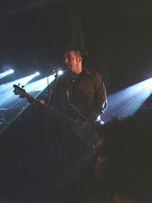 A. W. Yrjänä in 2006.
