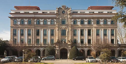 Colexio maior Fonseca. Campus universitario de Santiago de Compostela-3
