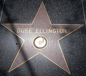 L'estrella de la fama de Duke Ellington