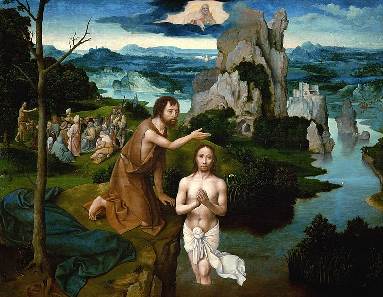File:Joachim Patinir - The Baptism of Christ - Google Art Project 2.jpg