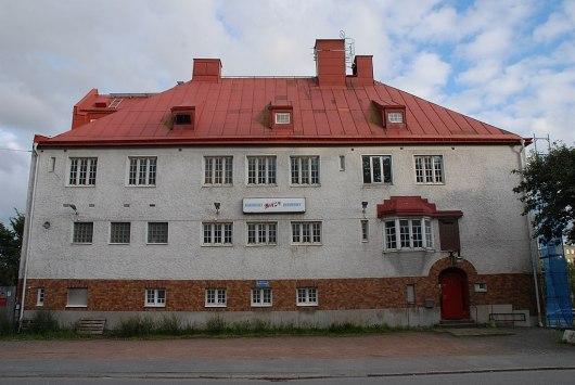 Renströmska badet i Lundby