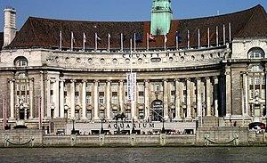 Saatchi Gallery and London Aquarium County Hal...