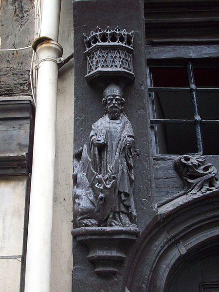 evêque Saint Romain