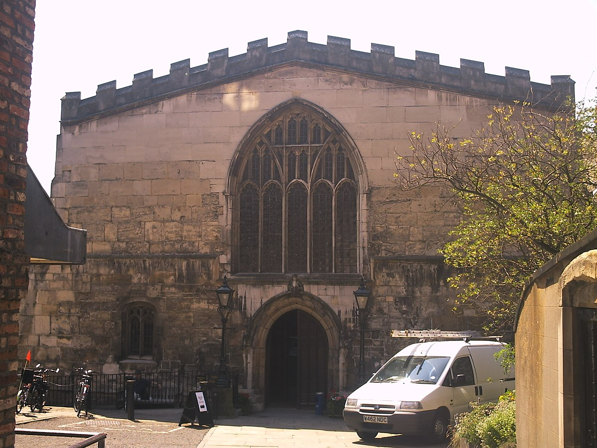 York Guildhall Wikipedia
