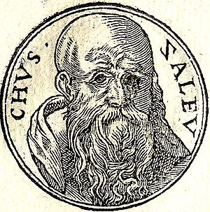 Zaleucus was the Greek lawgiver of Epizephyria...