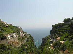 Amalfi coast Italy 1