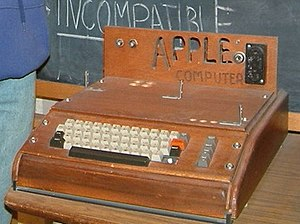 Apple I at the Smithsonian Museum