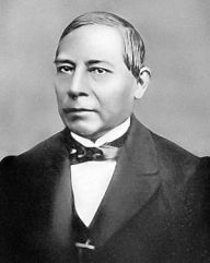 The reforms of Benito Juárez allowed the Angli...
