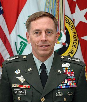 General David H. Petraeus, US Army, Commander,...