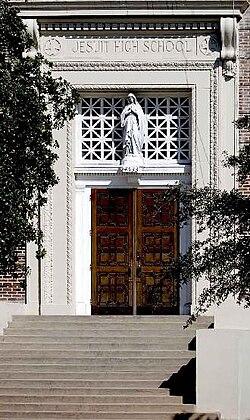 Jesuit High School New Orleans Wikipedia