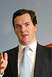 George Osborne MP, pictured speaking on the la...