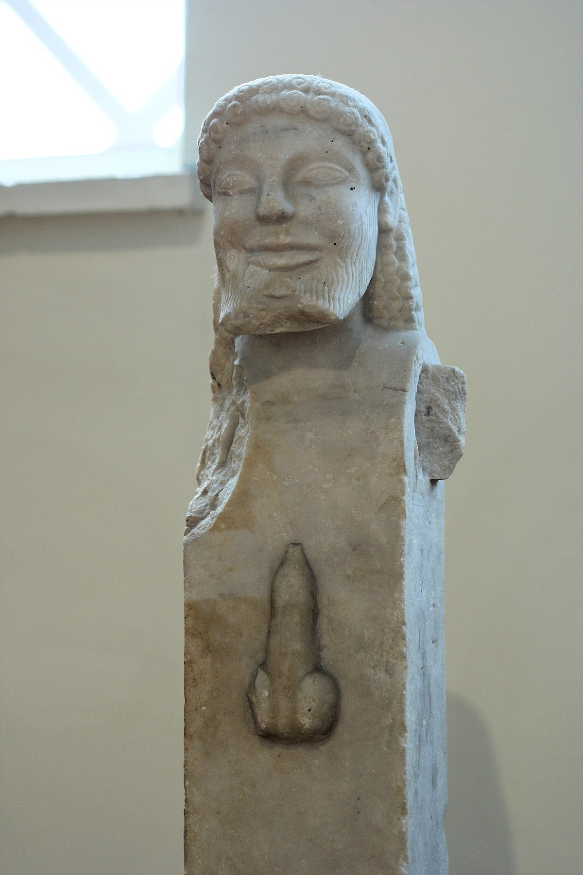 Herme Skulptur Wikipedia