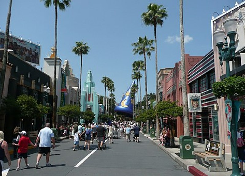 Hollywood Boulevard at Disney's Hollywod Studios by The Consortium